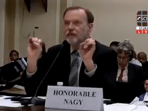 Tibor Nagy speaks at US Congress on Cameroon Anglophone Crisis
