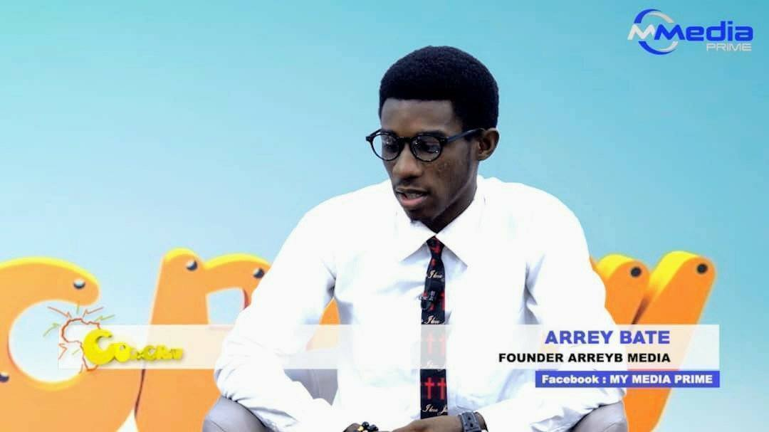 Arrey Bate As Featured On My Media Prime TV