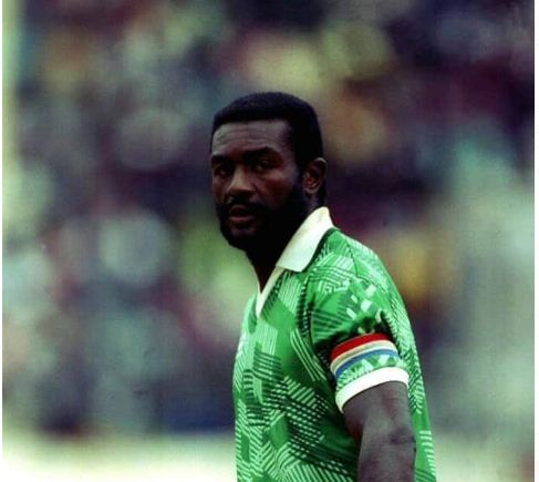 Former Indomitable Lion's Captain, Stephen Tataw Bows Out