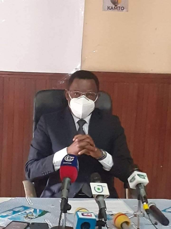 Kamto Demands Release Of Detained 'Peaceful Protesters'