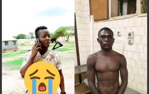 Bertoua: BIR Soldier Allegedly Stabs Colleague Over A Woman