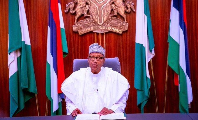 #EndSars Protests: President Buhari's Speech To Nigeria