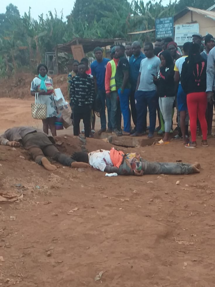 Bodies Found In Bambili After Reports Of Late-Night Gun Battle