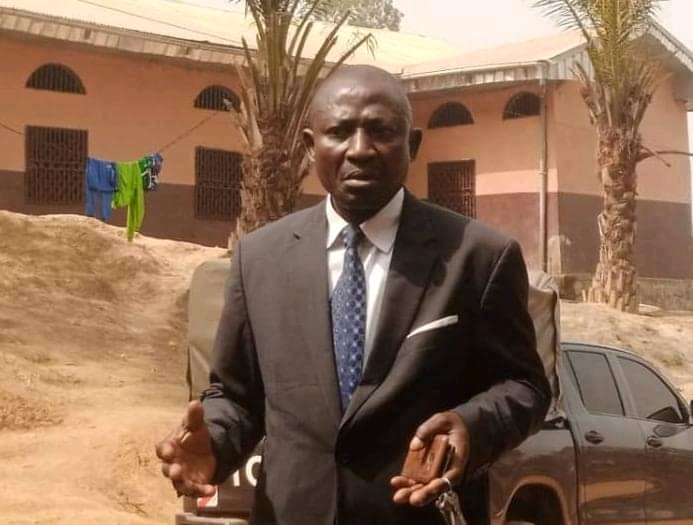 Anglophone Crisis: Kum Henry, DDR Cordinator For Bamenda Is Kidnapped