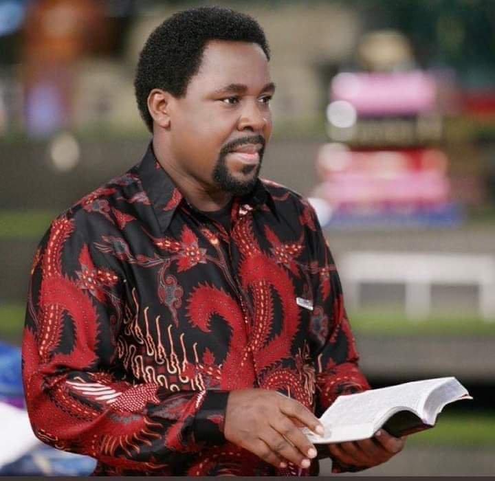 Breaking! Nigerian Prophet, TB Joshua Dies At 57😢