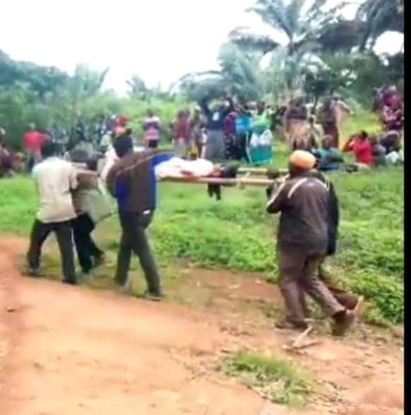 Two, Brothers Of The Same Family, Shot And Killed By Gov't Military Soldiers In Cameroon