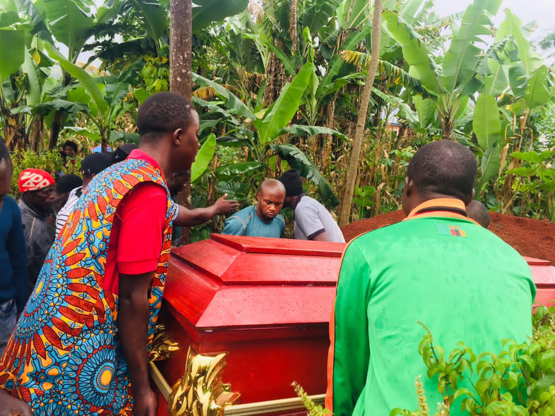 Bamenda: Boy Butchered Woman Believed To Be Her Mom To Death